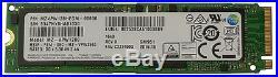 Samsung SM961 Polaris 128GB M. 2-2280 PCI-e 3.0 x 4 NVMe Solid State Drive SSD