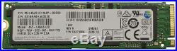 Samsung SM961 Polaris 512GB M. 2-2280 PCI-e 3.0 x 4 NVMe Solid State Drive SSD
