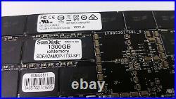 Sandisk Fusion-io io Memory 1.3TB 1300GB PCI-e SSD Accelerator PX600 Card Board