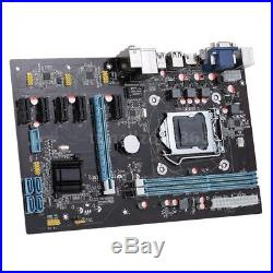 Stable 6 GPU Ext Motherboard PCI-E Extender for Bitcoin Mining Rig Ethereum A3C9