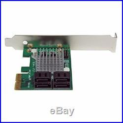 StarTech. Com 4 Port PCI Express 2.0 SATA III 6Gbps RAID