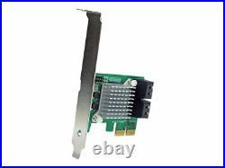 StarTech. Com 4 Port PCI Express 2.0 SATA III 6Gbps RAID Controller PEXSAT34RH