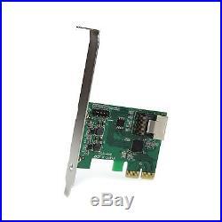 StarTech. Com PCI Express SATA III RAID Controller Card with Mini-SAS Connecto