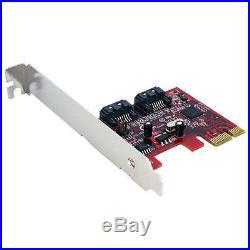 StarTech. Com PCI Express Schnittstellenkarte SATA III Serial ATA Controller