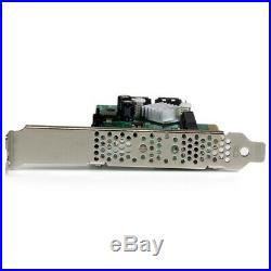 StarTech. Com PEXMSATA3422 2-Port PCI Express 2.0 SATA III 6Gbps RAID Controller