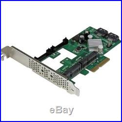 StarTech PEXMSATA3422 StarTech. Com 2 Port PCI Express 2.0 SATA III 6Gbps RAID Co
