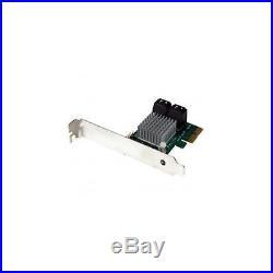 Startech 4 Port PCI Express 2.0 SATA III 6Gbps RAID Controller Card