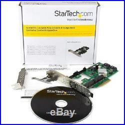 Startech. Com Startech. Com 2 Port Pci Express 2.0 Sata Iii 6Gbps Raid Controller