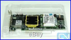 Sun 375-3537 PCI-Express 8e 8-Port SAS/SATA 3GB/s Host Bus Adapter WithBBU