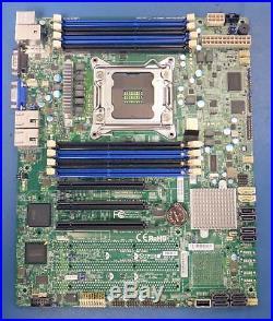 SuperMicro ATX Server Motherboard X9SRI-F Intel C602 LGA2011 PCI-e