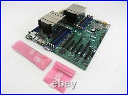 SuperMicro X10DRi Dual Socket LGA2011 ATX DDR4 Motherboard
