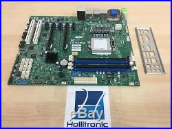 SuperMicro X10SAE LGA1150 Intel C226 motherboard with I/O Shield