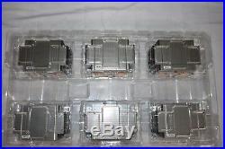 SuperMicro X9DRW-IF LGA2011-socket R- Server MB with RSC-R2UW-4E8 & HEATSINKS