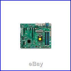 SuperMicro X9SAE Motherboard LGA1155 Intel C216 DDR3 PCI-E3.0 SATA3 ATX