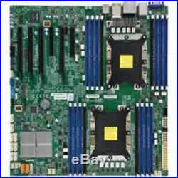 Supermicro Motherboard MBD-X11DAI-N-O Xeon Dual Socket S3647 C621 Max. 2TB PCI Ex