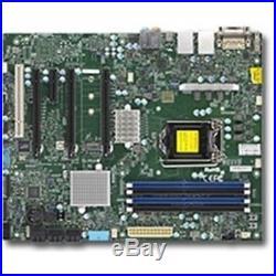 Supermicro Motherboard MBD-X11SAT-B Xeon E3-1200 v5 LGA1151 Socket H4 C236 PCI E