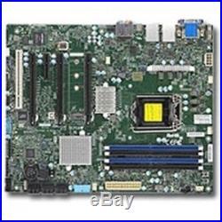 Supermicro Motherboard MBD-X11SAT-F-B Xeon E3-1200 v5 LGA1151 Socket H4 C236 PCI