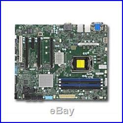 Supermicro Motherboard MBD-X11SAT-F-O Xeon E3-1200 v5 LGA1151 Socket H4 C236 PCI