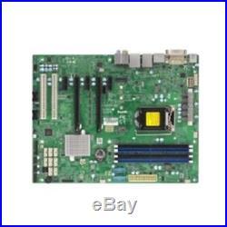 Supermicro Motherboard-X11SAE-B LGA1151 Socket H4 E3-1200v5 Core 236 DDR4 PCI Ex
