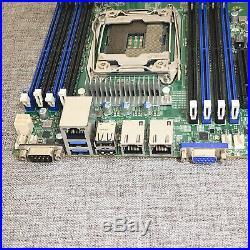Supermicro X10DRG-Q For Dual Xeon E5 v3/v4 and GPGPU system LGA2011-v3