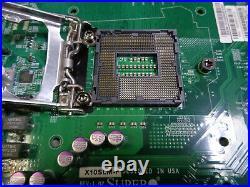 Supermicro X10SLM-F Motherboard Combo E3-1271v3 CPU 3.6 GHz + 32GB ECC RAM + TPM