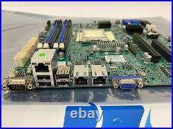 Supermicro X10Sl7-F Motherboard Intel C222 DDR3 ECC Servers Socket LGA1150