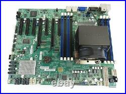 Supermicro X9SRL-F LGA2011 System Motherboard DDR3 SATA3 with Heatsink