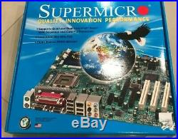 Supermicro X9SRL-F Rev 1.01 LGA2011 System Board Motherboard