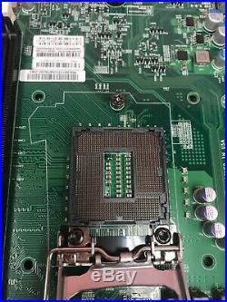 TESTED Supermicro X10SLM-F LGA 1150 DDR3 Motherboard NO I/O Shield