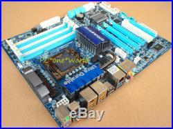 Used Gigabyte GA-X58A-UD3R V2.0 motherboard Socket 1366 DDR3 Intel X58