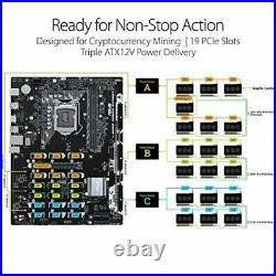 Volume discount WELCOME ASUS B250 MINING EXPERT crypto currency 889349842522