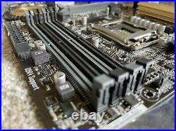 WORKING ASUS Z170K ATX LGA 1151 Overclock Motherboard For Intel CPU