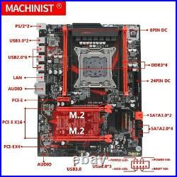 X79 desktop motherboard lga 2011 Turbo X79 GAMING8 ATX SATA3.0 PCI-E NVME M. 2