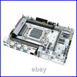 X99 Desktop Motherboard LGA 2011-3 DDR3/DDR4 RAM Support Xeon E5 V3 Core i7 CPU