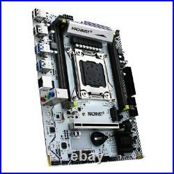 X99 LGA 2011-3 Desktop Motherboard SATA PCI-E M. 2 Slot Processor DDR3 DDR4 RAM