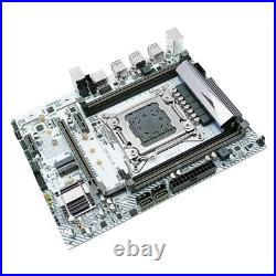 X99 Motherboard LGA 2011-3 DDR3/DDR4 RAM Fit Xeon E5 V3 or Core i7 CPU Mainboard